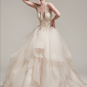 Sottero and Midgley Amelie wedding dress